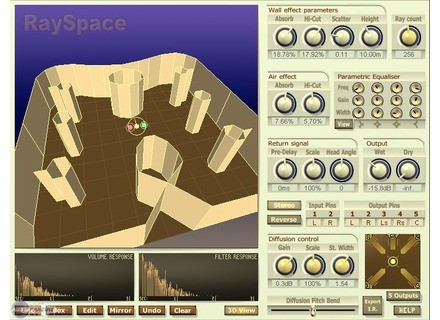 QuikQuak RaySpace 2