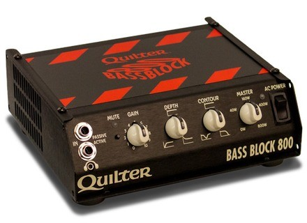 Quilter Labs Bass Block 800