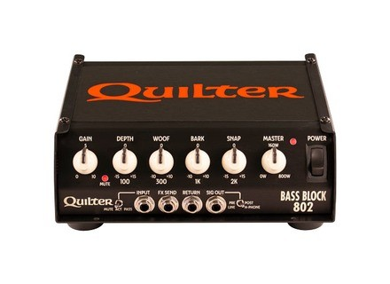 Quilter Labs Bass Block 802