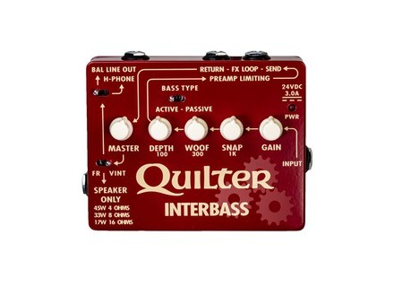 Quilter Labs InterBass