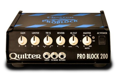 Quilter Labs Pro Block 200