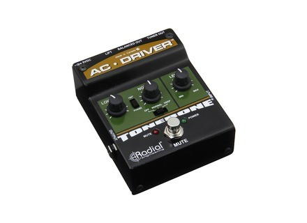 Radial Engineering AC Driver Acoustic Instrument Preamp