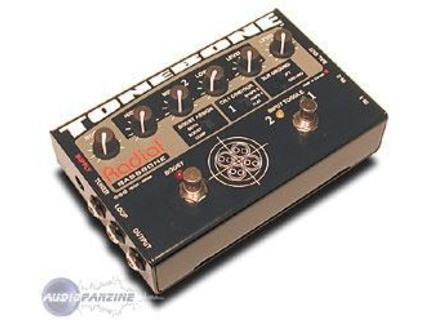 Radial Engineering Bassbone