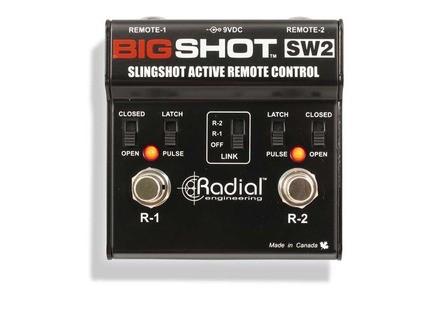 Radial Engineering BigShot SW2