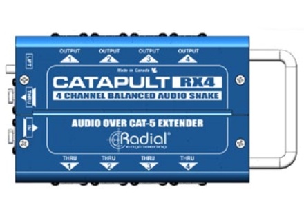 Radial Engineering Catapult RX4M