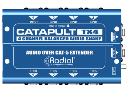 Radial Engineering Catapult TX4