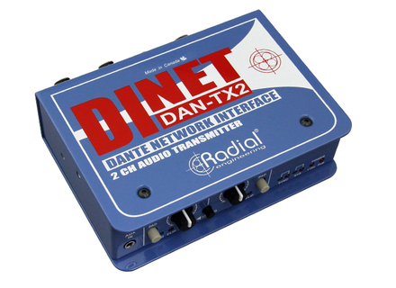 Radial Engineering DiNET DAN-TX2
