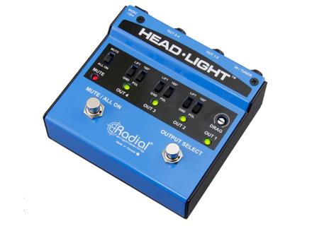 Radial Engineering HeadLight