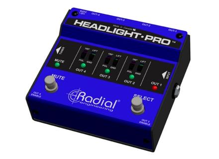 Radial Engineering HeadLight Pro