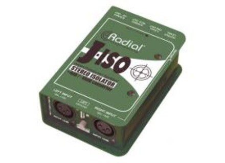 Radial Engineering J-Iso