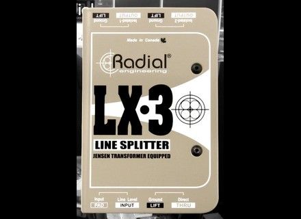 Radial Engineering LX3