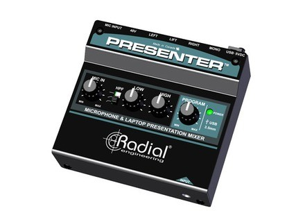 Radial Engineering Presenter