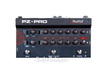 Radial Engineering PZ-Pro