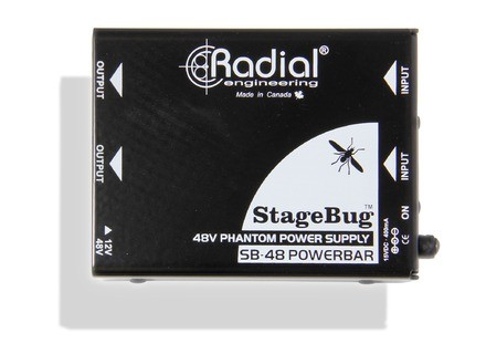 Radial Engineering StageBug SB-48
