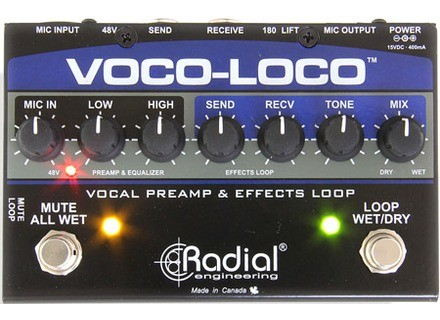 Radial Engineering Voco-Loco