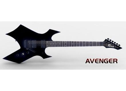 Ran Guitars Avenger