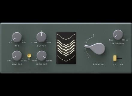 Rare Signals Transatlantic Reverb Plate