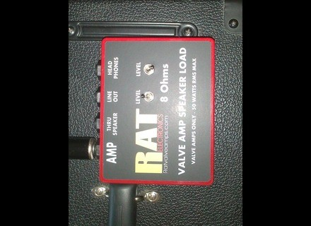 Rat Valve Amps Dummy Load