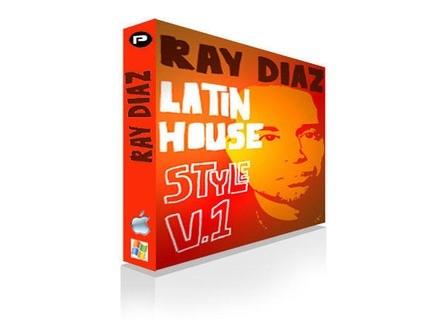 Ray Diaz Latin House Style v.1