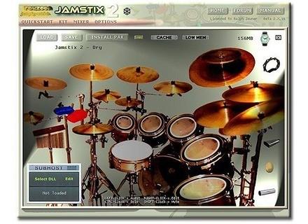 Rayzoon Jamstix 2