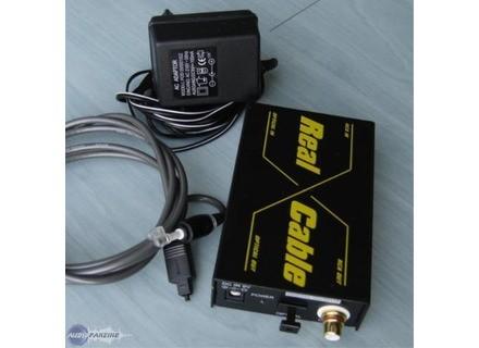 Real Cables Convertisseur audionumerique/Optique CNUG2