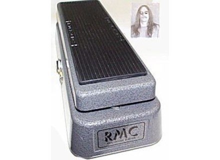 Real McCoy Custom Picture Wah