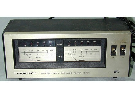 Realistic APM-200