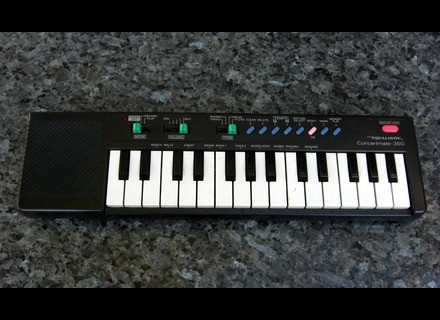 Realistic Concertmate-350