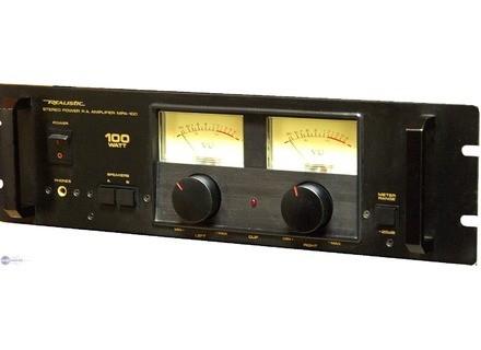 Realistic MPA-100