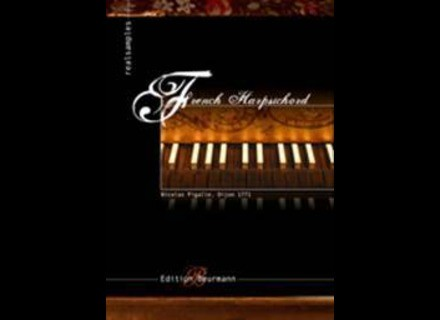 Realsamples French Harpsichord