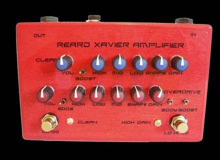 Reard Xavier Amplifier GP1C2