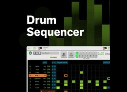 Reason Studios Drum Sequencer