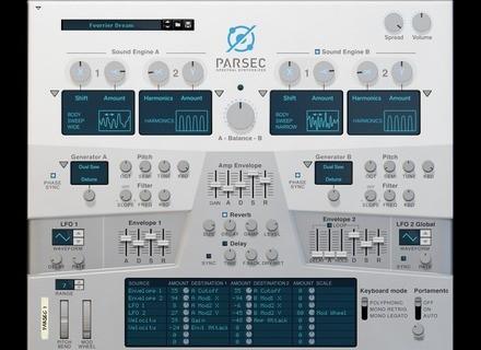 Reason Studios Parsec
