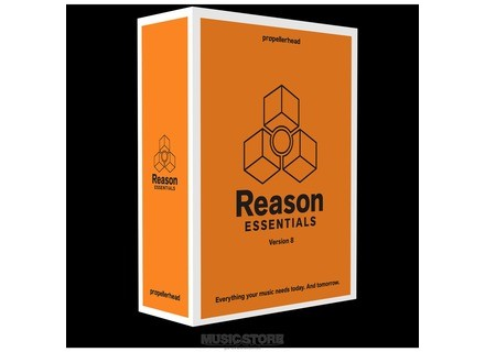 Reason Studios Reason Essentials 8