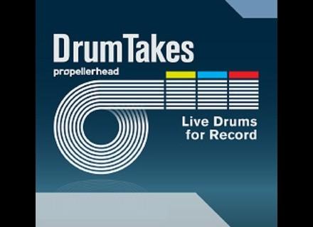 Reason Studios Record Drum Takes