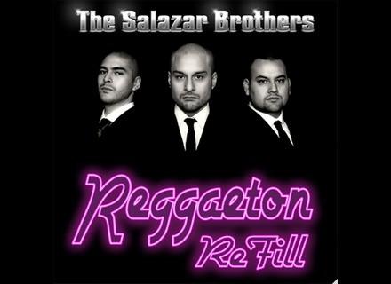 Reason Studios The Salazar Brothers Reggaeton ReFill