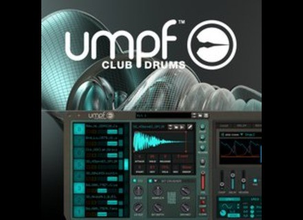 Reason Studios Umpf Club Drums
