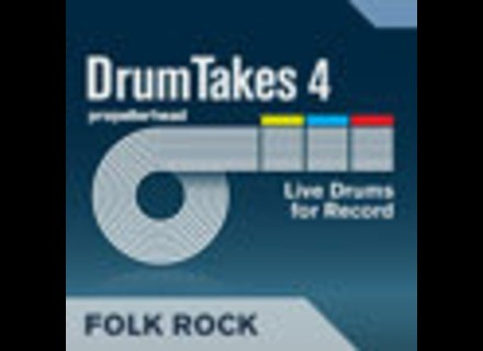 Reason Studios Vol.4 Folk Rock Brushes