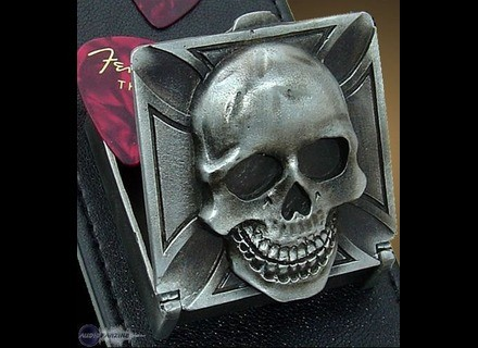 Rebel Straps Metal Skulls Series - Pick Box