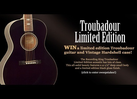 Recording King RNJ-26 Troubador Limited Edition