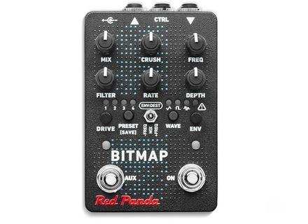 Red Panda Bitmap 2 Bitcrusher