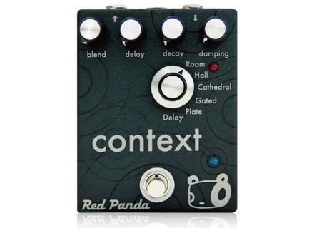 Red Panda Context