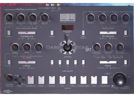 Red Sound Systems DarkStar XP2