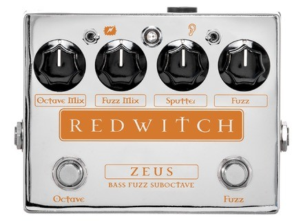 Red Witch Zeus