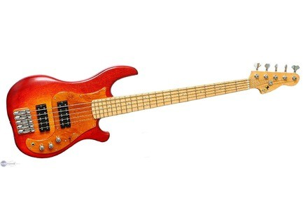 Rees Electric Guitars 5Bass