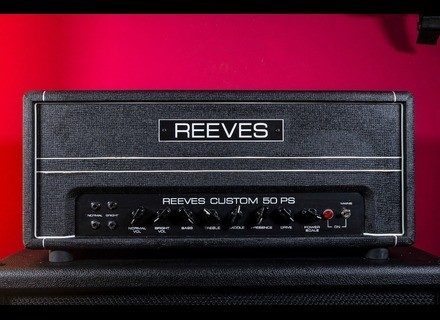 Reeves - Amps Custom 50 PS Amp
