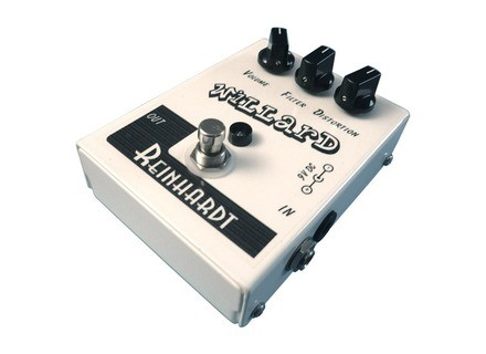 Reinhardt Amps Willard