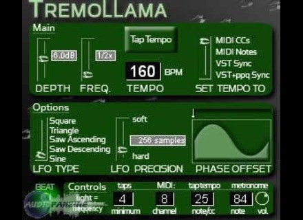 Rekliner Records TremoLLama [Freeware]
