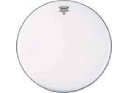 "Remo emperor  22"" coated"