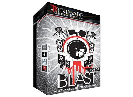 Renegade Media Group BLAST: Modern Urban Production Tools Vol. 1 and 2
